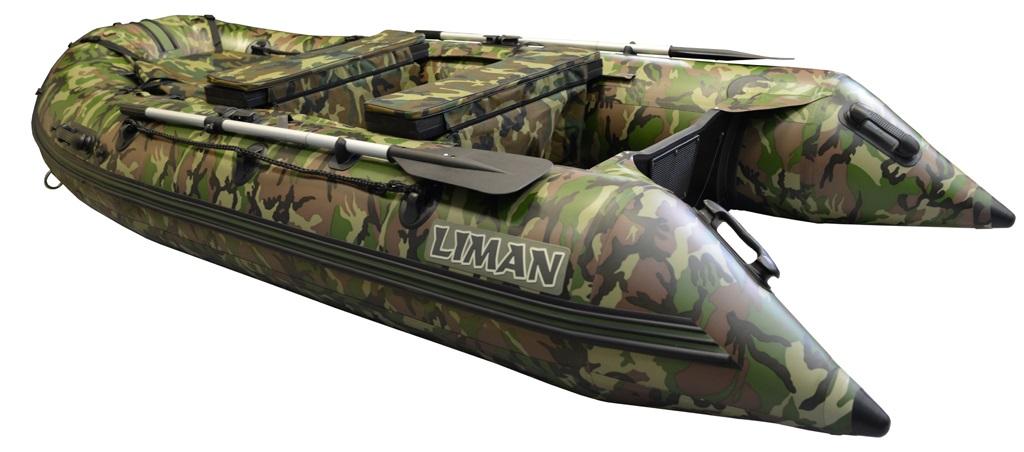 Надувная ПВХ лодка Liman / Лиман Liman SCD 330