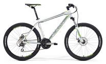 Велосипед Merida  Matts 6.20-MD рама 20 15' White (grey/green) (79997)