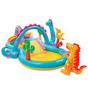 Бассейн Intex  Dinoland Play Center (57135) от 3 лет 333*229*112 см