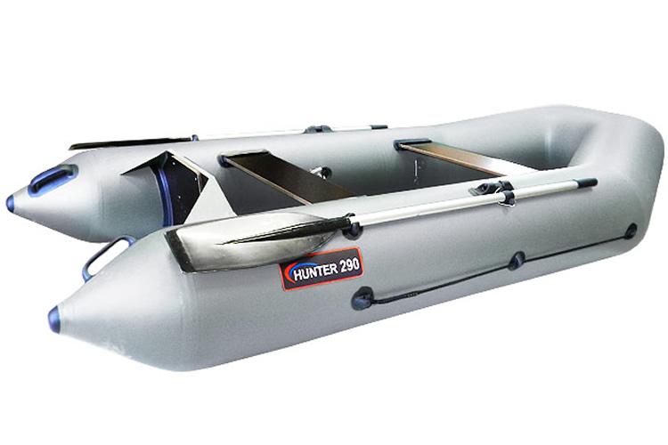 цена лодка хантер бот